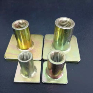 Flat Plate Lifting Sockets