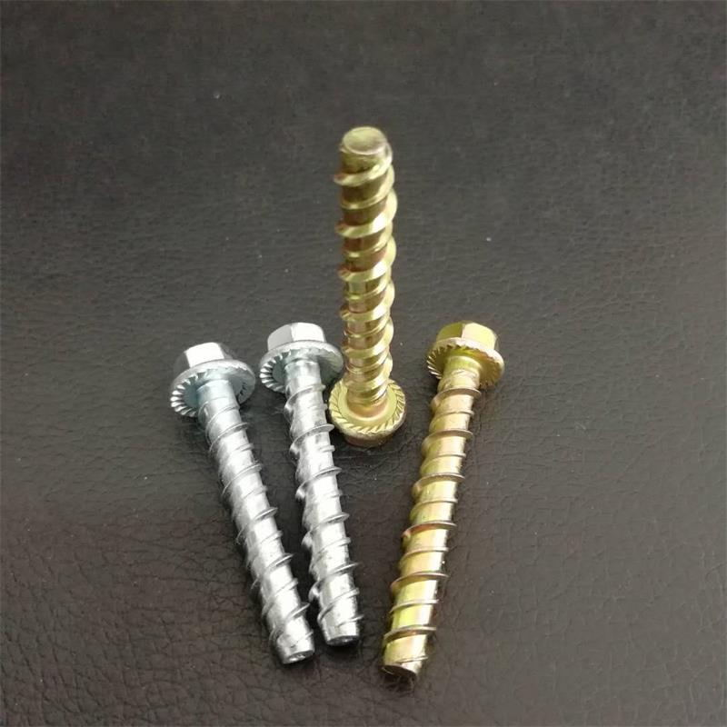 Hex Head Concrete Screws