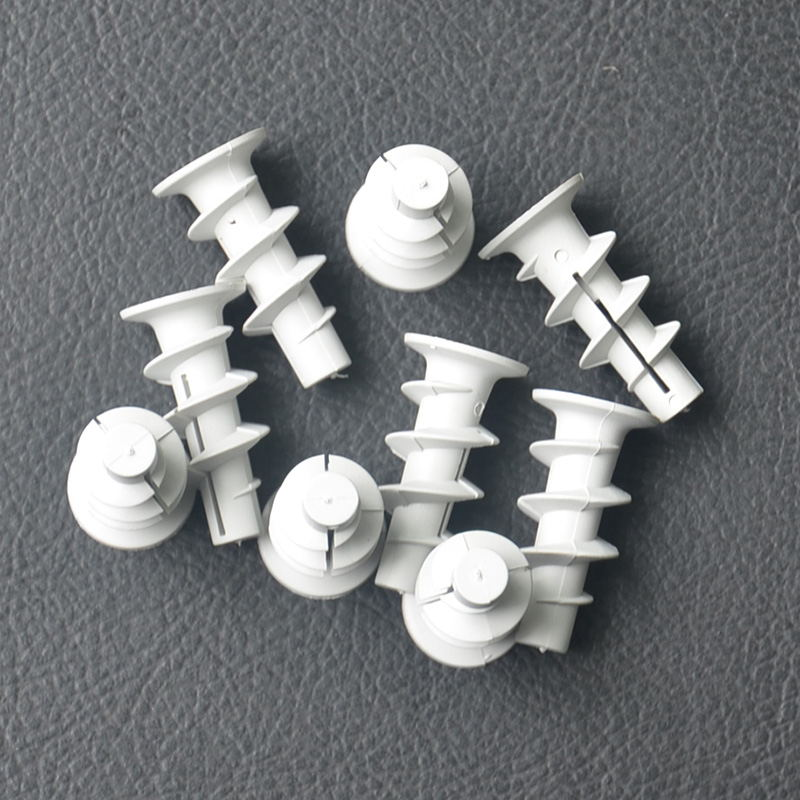 Plasterboard Fixing Plug Grey