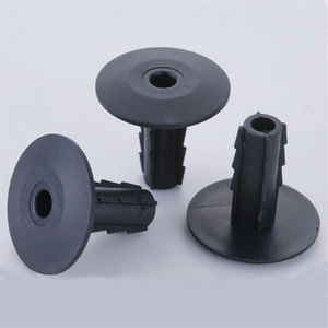 Cable Wall Bushing black 5.2 mm