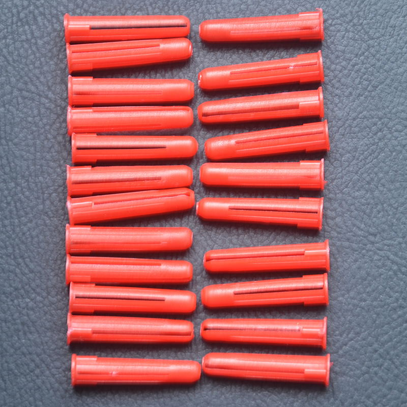 Red Wall Plugs