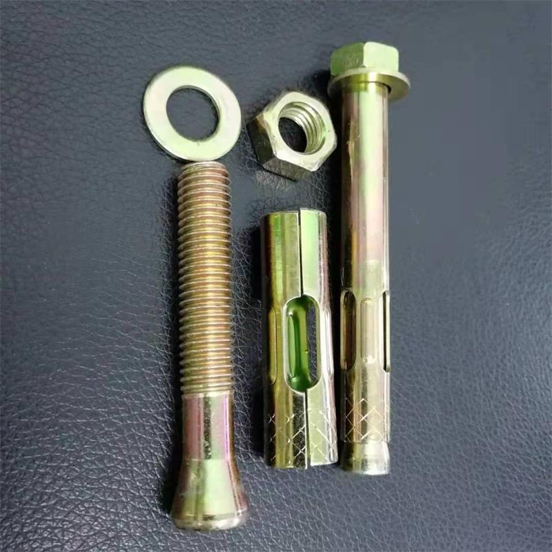 Sleeve Anchor With Hex Nut and Washer