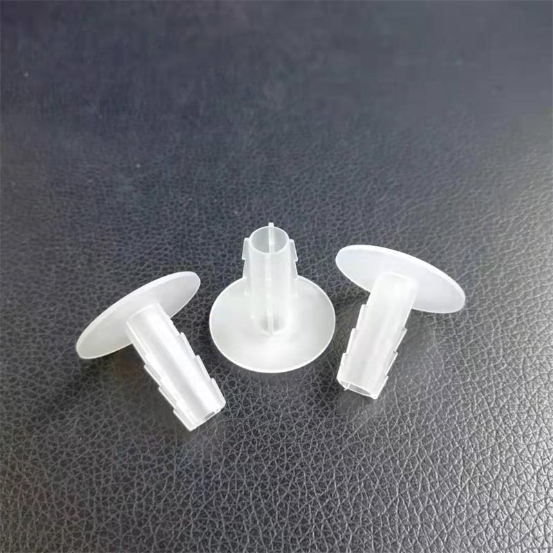 Cable Wall Bushing Clear 7.0 mm