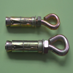 Three Shells Fix Bolt Anchor Eyebolt