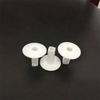 Coaxial Cable Wall Bushing White 8.0 mm