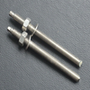 Ss 304 Chemical Anchor Bolt External Hex Head