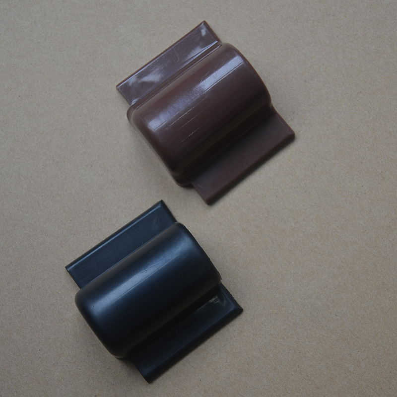 Plastic Cable Capping End Cap Black