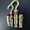 Two Shield Heavy Duty Anchor Hook Bolt