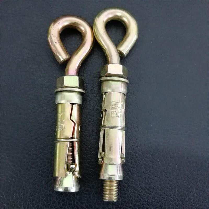 Shield Anchor Loose Bolt