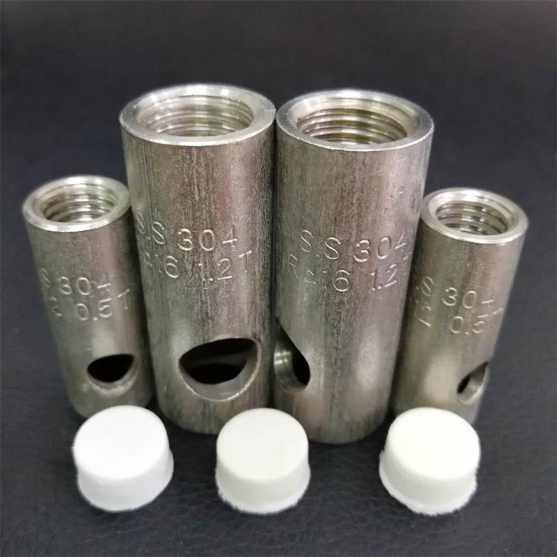 Lifting Inserts Stainless Steel Cross Hole